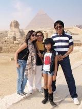 ardisfamily Liburan Di Cairo